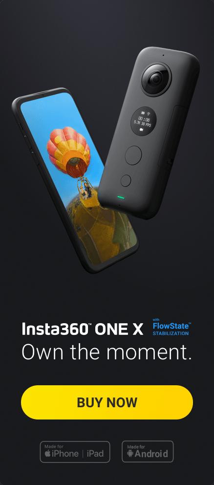 insta360 one x ad