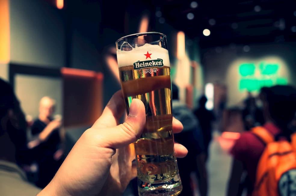 海尼根啤酒