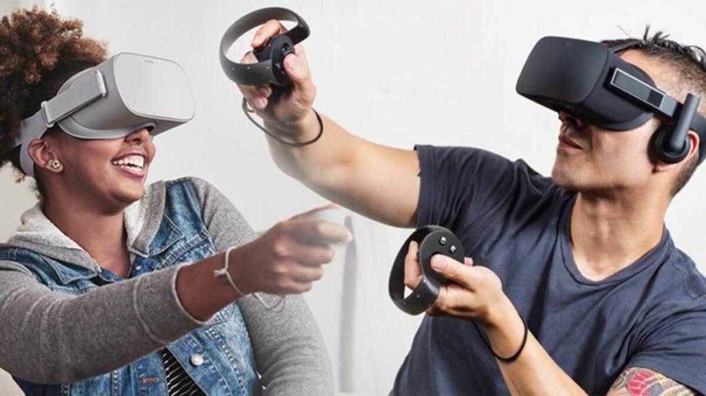 VR硬體裝置