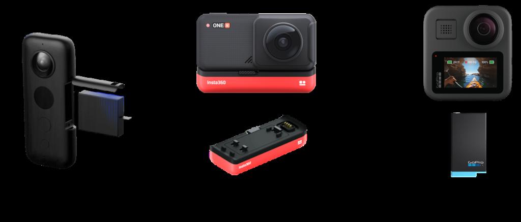 360相機電池