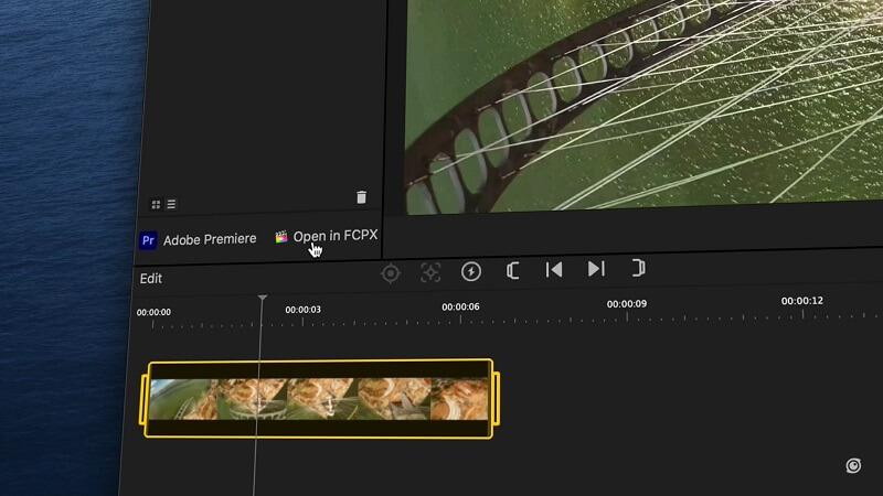 Insta360 Final Cut Plugin 插件