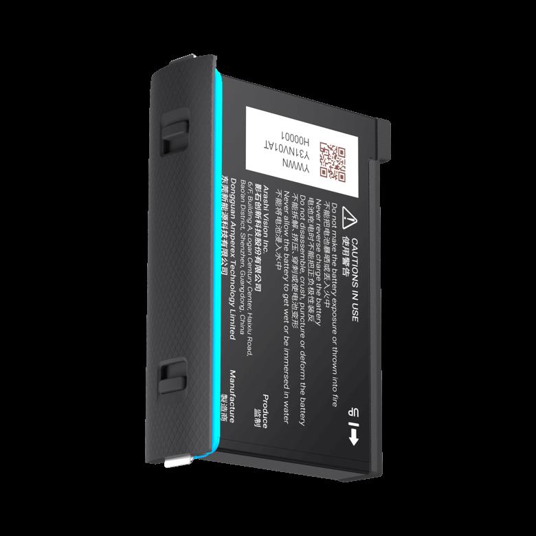 Insta360 ONE X2電池
