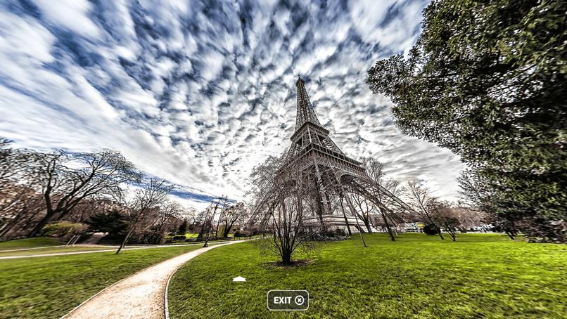 艾菲爾鐵塔360