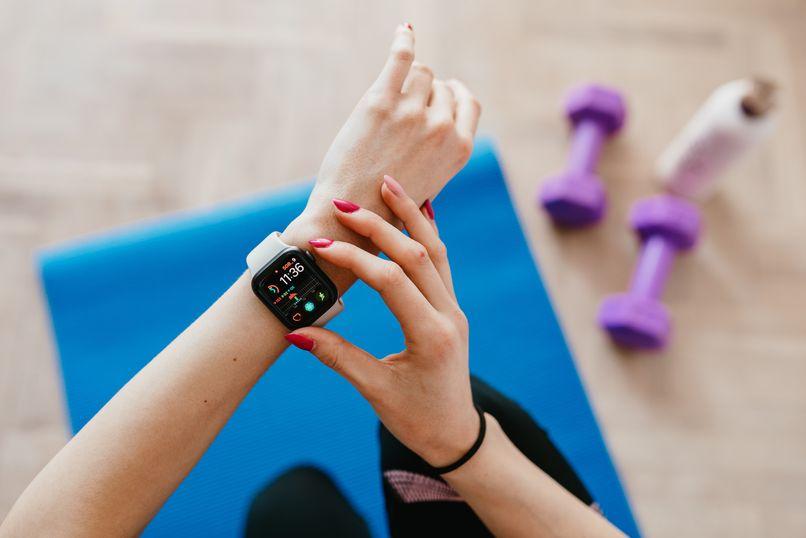 健康資訊追蹤即時訊息顯示